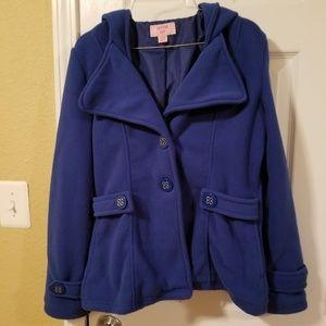 Copper Key Girl's Coat